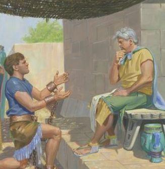 ammon_king_limhi_mormon_teaching